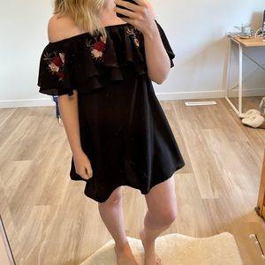 New Look Off the Shoulder Dress